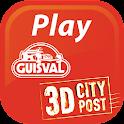 PlayGuisval 3d CityPost