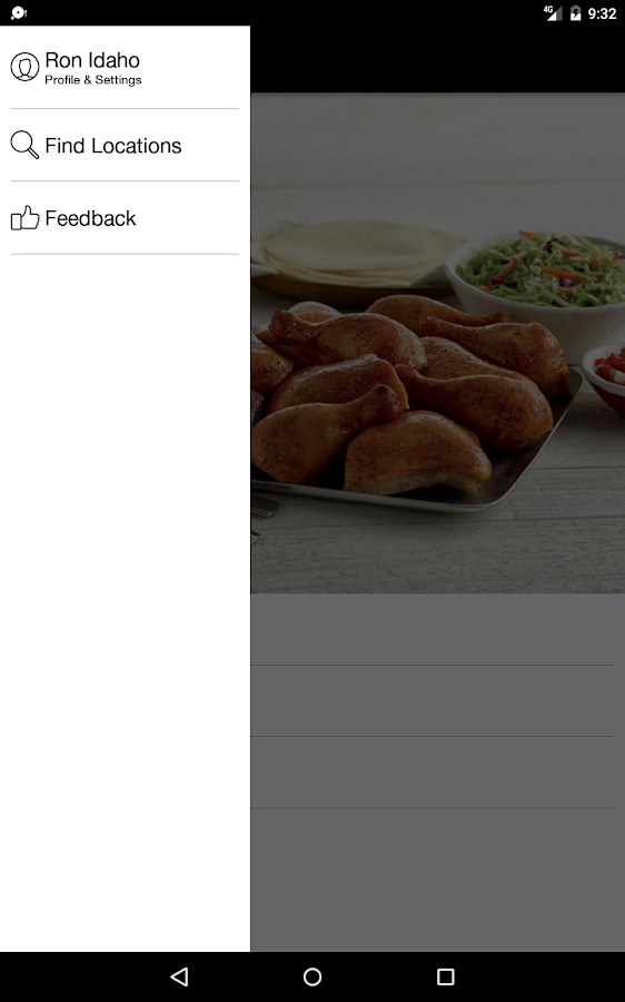 El Pollo Loco- screenshot