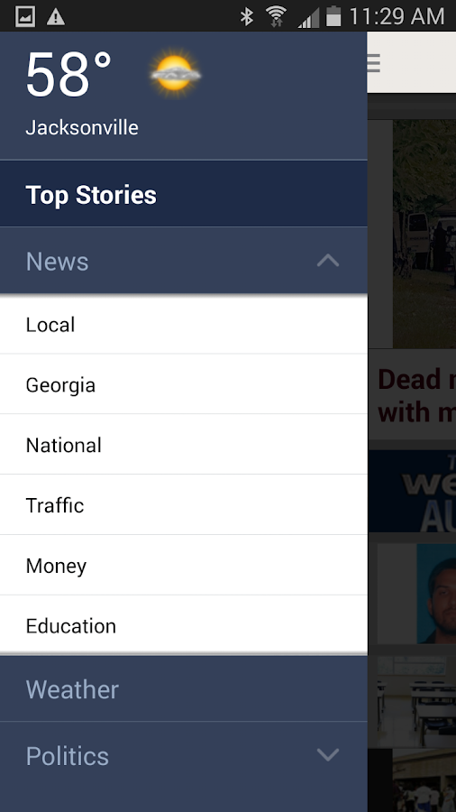 News4Jax - WJXT Channel 4- screenshot