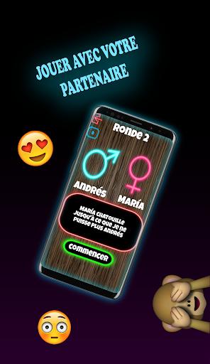 Couples vérité ou défi : bouteille😈 APK MOD – Pièces Illimitées (Astuce) screenshots hack proof 2