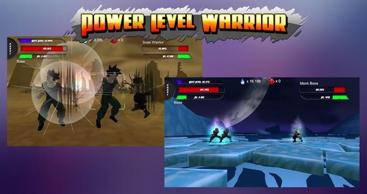 Power Level Warrior v1.0.5