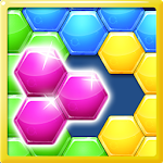 Hexagon Puzzle Blocks Icon