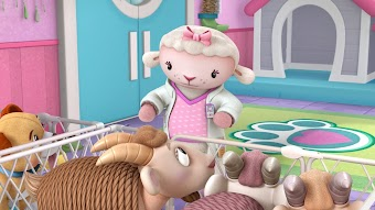 Toy Hospital: Lambie Stuffy Switcharoo / The Sleepwalking King