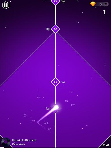 Beat Dot: Dancing Ball Music Line 4.2 screenshots 9