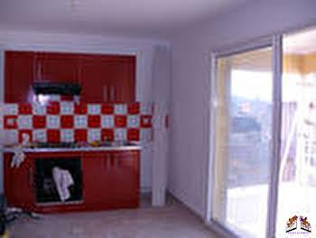Appartement 4 pièces 72,75 m2
