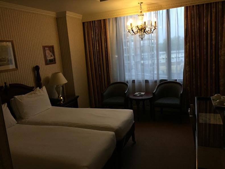 ロンドン Britannia International Hotel