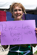 Photo: Peace - Let It Begin with me!