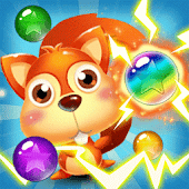 Bubble Shooter Pet Pop Mania: Classic Bubble Games
