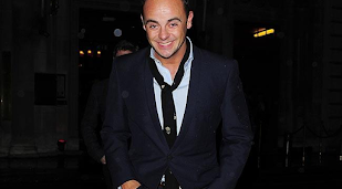 Ant McPartlin's mother moves in