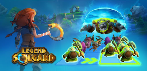 Legend of Solgard Mod Apk 2.5.5 (Unlimited money)