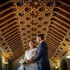 Bryllupsfotograf Javi Calvo (javicalvo). Bilde av 02.10.2019