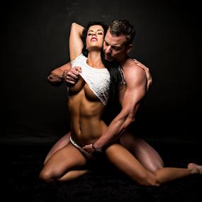 Private moments by Peter Driessel - Nudes & Boudoir Boudoir ( erotic, boudoir, intimate, sensual, couples boudoir )