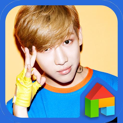 GOT7 BamBamドルランチャーテーマ 個人化 App LOGO-硬是要APP