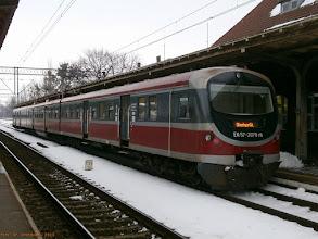 Photo: EN57-2078, Bydgoszcz Główna - Olsztyn Główny {Toruń Wschodni; 2013-04-03}