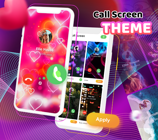 Call Screen Themes screenshot 5