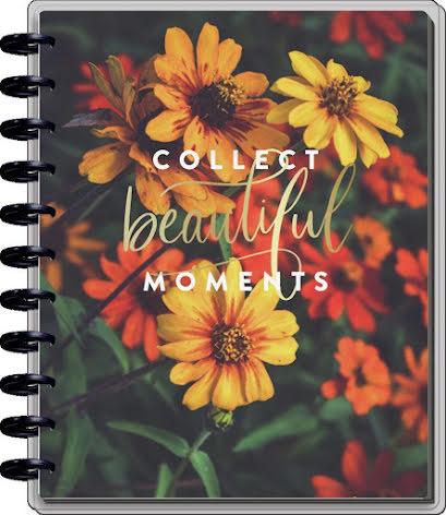 Me & My Big Ideas BIG Happy Planner - Moody Florals