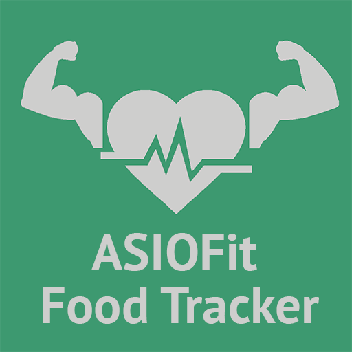 ASIOFit Food Tracker - the best food journal