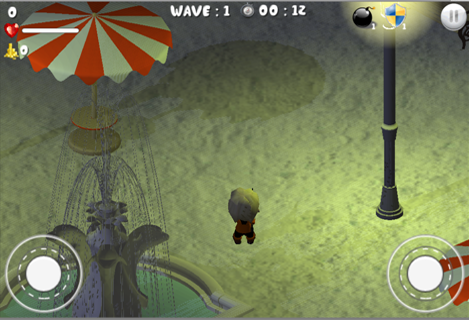 Ravage Shooter- screenshot
