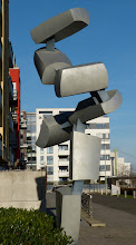 Photo: Skulptur; Toulouser Allee