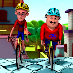 Motu Patlu Bike Cycling 1.0.0 Apk