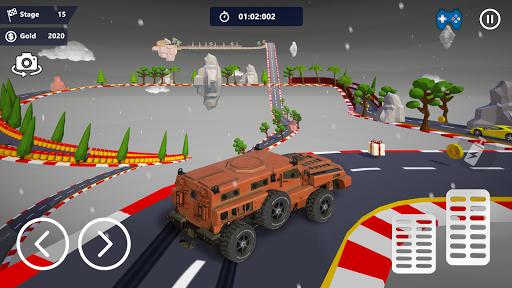 Code Triche Car Stunts 3D Free - Extreme City GT Racing  APK MOD (Astuce) screenshots 4