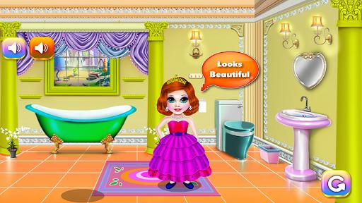Bathroom cleaning: Games for girls apkdebit screenshots 18