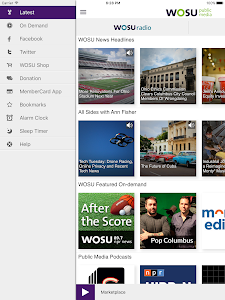 WOSU Public Media App screenshot 11