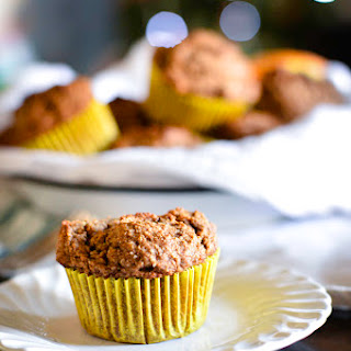 Banana Bread Muffins (grain free)