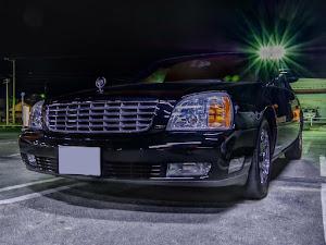 キャデラック  ドゥビル特別限定車、DHSアニバーサリーエディションのカスタム事例画像 キャデラックさんの2018年12月31日18:40の投稿