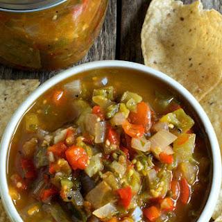 Peg'S Green Tomato Salsa Recipe