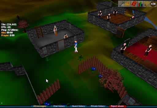 RSCDawn - Runescape Classic by Tech3D LTD (Google Play
