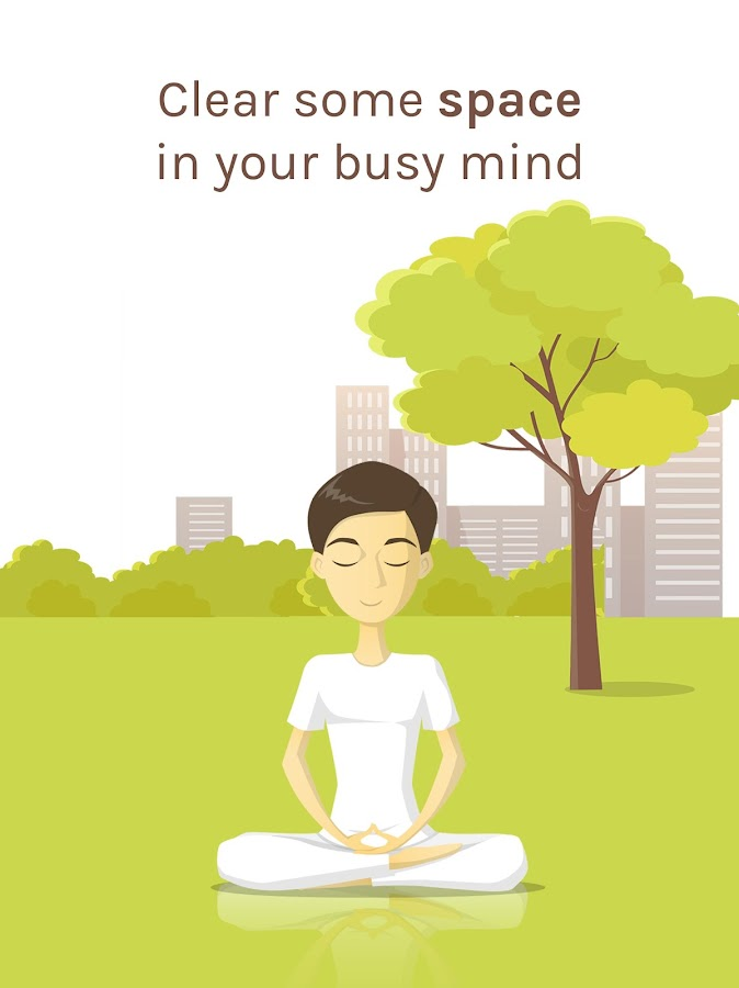 Pause - Guided Meditation App- screenshot