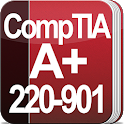 CompTIA A+: 220-901 Exam (expired on 7/31/2019) icon