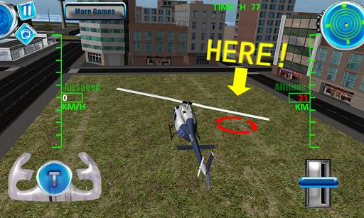 玩模擬App|フライト警察ヘリコプター2015免費|APP試玩