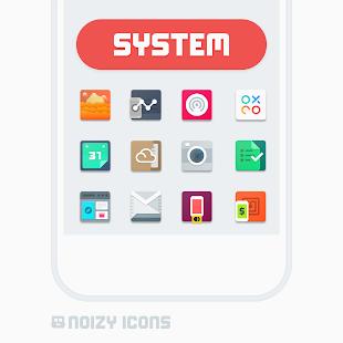 Noizy Icons - náhled