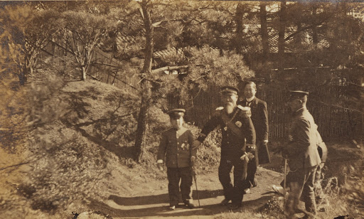 Photograph Related to Imperial Prince Yeong and His Consort