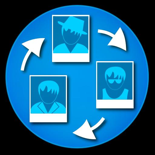 複数のフォト連絡先 攝影 App LOGO-硬是要APP