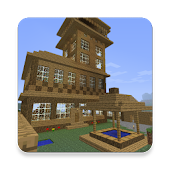 Village Town Ideas Minecraft