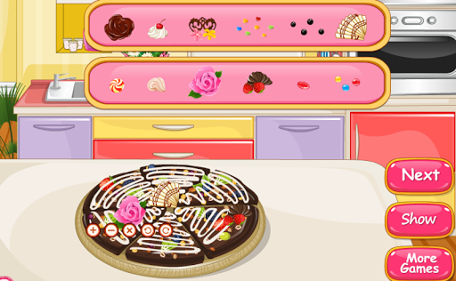 pizza cookies cooking girls 3.0.0 screenshots 8
