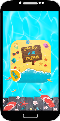 Candy Ice Cream Summer