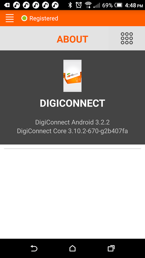 DigiConnect- screenshot