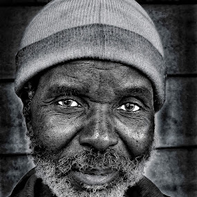 Zuma  by Ben Myburgh - People Portraits of Men
