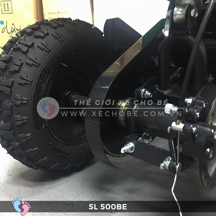Mô tô điện địa hình cỡ lớn ATV SL500BE 12