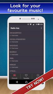 📻 Irak Radio FM & AM Live! screenshot 3