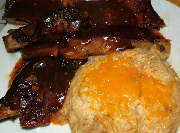Potato, Cauliflower, Cheddar, Garlic, Mashies Recipe