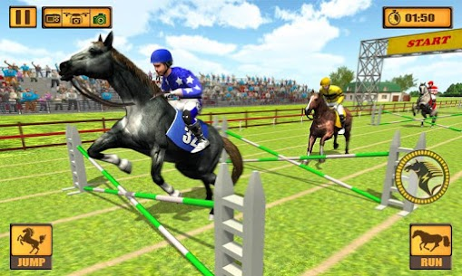 Horse Riding Rival: Multiplayer Derby Racing 3
