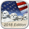 Free US Citizenship Test 2018 icon