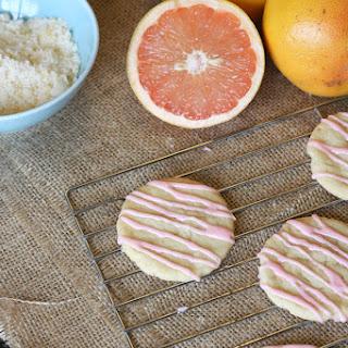 Grapefruit Sugar Cookies.