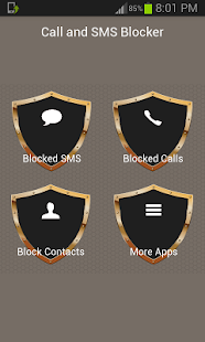 Call And SMS Blocker screenshot