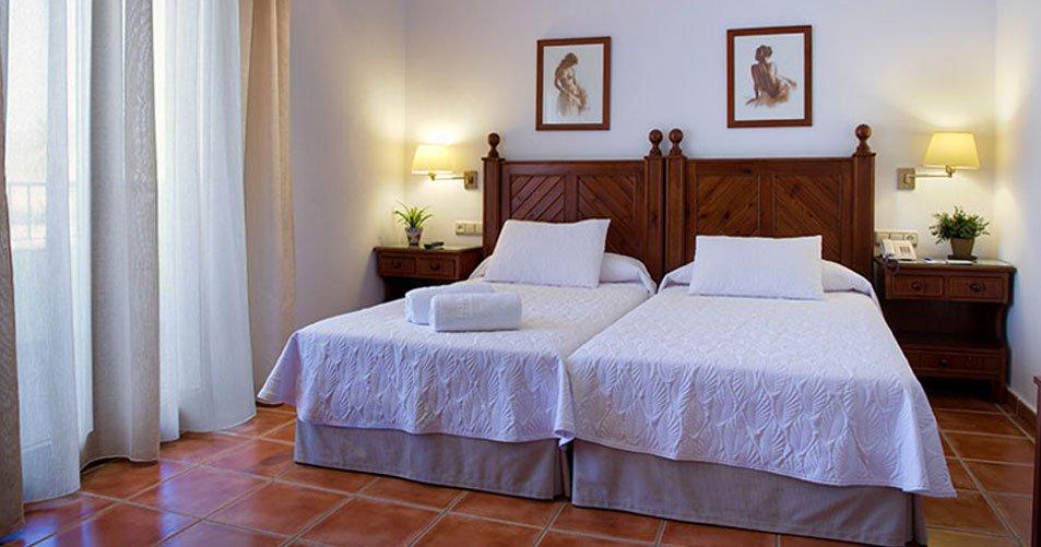 Hoteles en Hotel Antonio ****